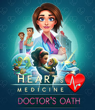 Klick-Management-Spiel: Heart's Medicine: Doctor's Oath Platinum Edition