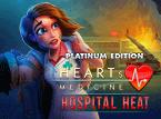 Klick-Management-Spiel: Heart's Medicine: Hospital Heat Platinum Edition