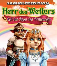 Klick-Management-Spiel: Herr des Wetters: Auf der Spur der Prinzessin Sammleredition
