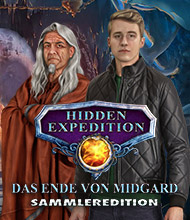 Wimmelbild-Spiel: Hidden Expedition: Das Ende von Midgard Sammleredition