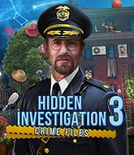 Wimmelbild-Spiel: Hidden Investigation 3: Crime Files