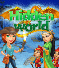Klick-Management-Spiel: Hidden World