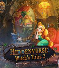 Wimmelbild-Spiel: Hiddenverse: Witch's Tales 2
