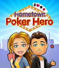 Logik-Spiel: Hometown Poker Hero
