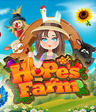 Klick-Management-Spiel: Hope's Farm