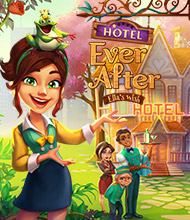 Klick-Management-Spiel: Hotel Ever After: Ella's Wish Platinum Edition