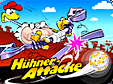 Action-Spiel: Hühner-AttackeChicken Attack