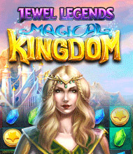 3-Gewinnt-Spiel: Jewel Legends: Magical Kingdom