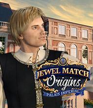 3-Gewinnt-Spiel: Jewel Match Origins - Palais Imperial