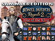 Lade dir Jewel Match Royale 2: Rise of the King Sammleredition kostenlos herunter!