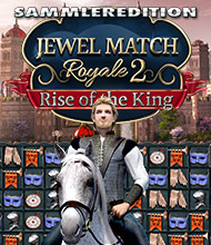 3-Gewinnt-Spiel: Jewel Match Royale 2: Rise of the King Sammleredition