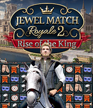 3-Gewinnt-Spiel: Jewel Match Royale 2: Rise of the King
