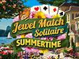 Jetzt das Solitaire-Spiel Jewel Match Solitaire Summertime kostenlos herunterladen und spielen!