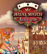 Solitaire-Spiel: Jewel Match Solitaire