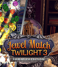 3-Gewinnt-Spiel: Jewel Match Twilight 3 Sammleredition