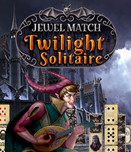 Solitaire-Spiel: Jewel Match Twilight Solitaire