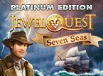 3-Gewinnt-Spiel: Jewel Quest: Seven Seas Platinum Edition