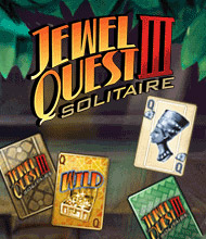 Solitaire-Spiel: Jewel Quest Solitaire III