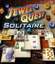 Solitaire-Spiel: Jewel Quest Solitaire