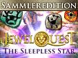 Jetzt das 3-Gewinnt-Spiel Jewel Quest: The Sleepless Star Sammleredition kostenlos herunterladen und spielen