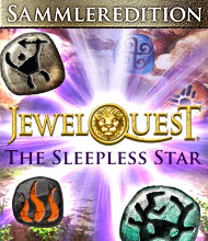 3-Gewinnt-Spiel: Jewel Quest: The Sleepless Star Sammleredition