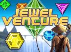 3-Gewinnt-Spiel: Jewel Venture: Reise zu den Sternen