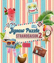 Logik-Spiel: Jigsaw Puzzle: Strandsaison 2