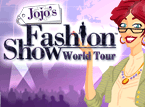 Klick-Management-Spiel: Jojo's Fashion Show: World Tour