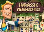 Mahjong-Spiel: Jurassic Mahjong