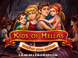 Klick-Management-Spiel: Kids of Hellas: Zurück zum Olymp SammlereditionKids of Hellas: Back to Olympus Collector's Edition