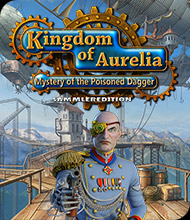 Wimmelbild-Spiel: Kingdom of Aurelia: Mystery of the Poisoned Dagger Sammleredition