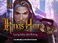 Jetzt das Wimmelbild-Spiel King's Heir: Lang lebe der König Sammleredition kostenlos herunterladen und spielen