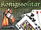 Solitaire-Spiel: Königssolitär