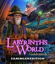 Wimmelbild-Spiel: Labyrinths of the World: Goldrausch Sammleredition