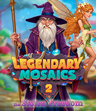 Logik-Spiel: Legendary Mosaics 2: The Stolen Freedom