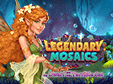 Logik-Spiel: Legendary Mosaics: The Dwarf and the Terrible CatLegendary Mosaics: The Dwarf and the Terrible Cat