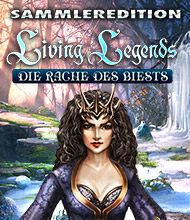 Wimmelbild-Spiel: Living Legends: Die Rache des Biests Sammleredition