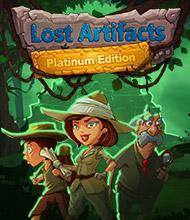 Klick-Management-Spiel: Lost Artifacts Platinum Edition