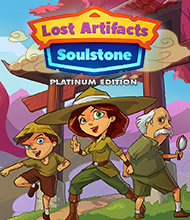 Klick-Management-Spiel: Lost Artifacts: Soulstone Platinum Edition