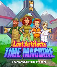 Klick-Management-Spiel: Lost Artifacts: Time Machine Sammleredition