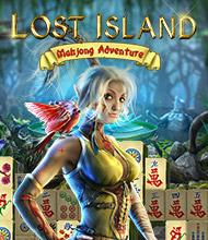 Mahjong-Spiel: Lost Island: Mahjong Adventure