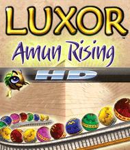 Action-Spiel: Luxor Amun Rising HD