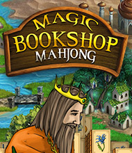 Mahjong-Spiel: Magic Bookshop Mahjong