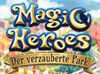 3-Gewinnt-Spiel: Magic Heroes: Der verzauberte ParkMagic Heroes: Save Our Park