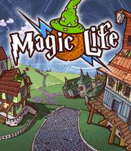 Abenteuer-Spiel: Magic Life