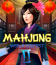 Mahjong-Spiel: Mahjong World Contest 2