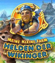 Klick-Management-Spiel: Meine kleine Farm: Helden der Wikinger