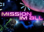Action-Spiel: Mission im All