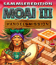 Klick-Management-Spiel: Moai 3: Handelsmission Sammleredition