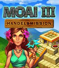 Klick-Management-Spiel: Moai 3: Handelsmission